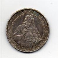San Marino - 1933 - 20 Lire - Argento - (Vedi Foto) - (MW2376) - San Marino