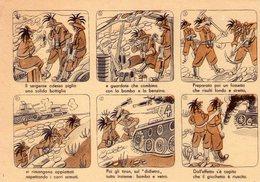 Italia  Regno  Intero Postale  Pubblicitarie  Fumettistiche   Nuova   1 Foto - 1900-44 Vittorio Emanuele III