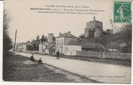 37-30309   MONTBAZON  -   LA FORTERESSE - Montbazon