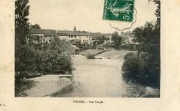 70 - Pesmes - Les Forges - ( Tampon Roulant De Gray à Chalindret) - Pesmes