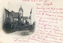 70 - Pesmes - Rue De Granvelle - Pesmes