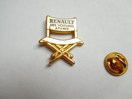 Arthus Bertrand , Auto Renault Et Le Cinéma , Festival De Cannes - Renault