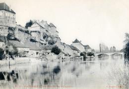 70 - Pesmes - Les Bords De L'Ognon - Pesmes