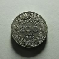 Brazil 200 Reis 1940 - Brazil