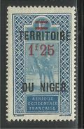 NIGER 1921 YT 24** SANS CHARNIERE NI TRACE - Niger (1921-1944)