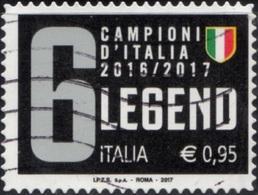 Italia 2017 Juventus Campione - 6. 1946-.. Republik