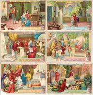 "(FI).Figurine Liebig.Serie""Raffaello"".1905.Unificato N° 836.Val. 12,00 (124-a16) - Liebig"