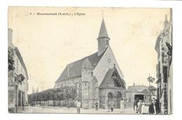78/ YVELINES...MAURECOURT: L'Eglise - Maurecourt
