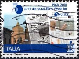 Italia 2018 Avvenire - 1946-.. République