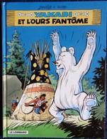 Derib + Job - Yakari N° 24 - Yakari Et L'Ours Fantôme - Le Lombard - ( 2002 ) . - Yakari