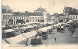 Markt - Waregem 1908 - Waregem