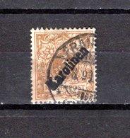 Islas Carolinas   1899-1900  .  Y&T  Nº   1 A - Oceania (Other)