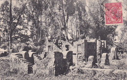 CPA - Zanzibar - Old Arab Tombs - Tanzanie