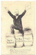 CELEBRITE ARGELIERS TROUBLES VITICOLES DU MIDI ILLUSTRATEUR PATRIOTISME MARCELIN ALBERT SERMENT VIGNERONS BARRICADES - Historische Persönlichkeiten