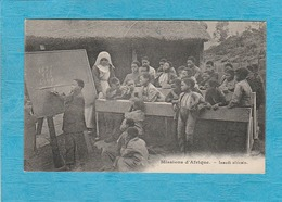 Mission D'Afrique. - Inaudi Africain. - Cartes Postales