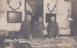240230Im Grossen Hauptquartier Im Januar 1917. - Weltkrieg 1914-18