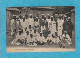 Afrique. - Groupe De Foulas. - Cartes Postales