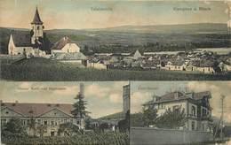 KEMPTEN A Rhein - Carte Multi-vues.(carte Vendue En L'état). - Kempten