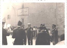 FR66 FONT ROMEU - Photo Format 12,5 * 9 - La Clique - La Fanfare - à Identifier - Animée - Belle - Autres Communes