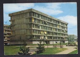 CPSM 94 - CRETEIL - Cité Des Bleuets - TB PLAN IMMEUBLE HLM - CP Voyagée 1966 - Creteil