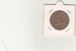 100 Francs Polinesia Francese Anno 2000 Spl++ - French Polynesia