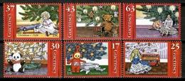 Guernsey 1998 / Christmas MNH Nöel Navidad Weihnachten / Cu12317  34 - Navidad