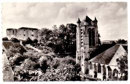 Aisne La Ferté Milon église Notre Dame Le Chateau - Other Municipalities