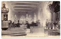 Aisne La Ferté Milon église église Saint Nicolas Interieur - Other Municipalities