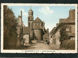 CPA - CORPS NUDS - Arrivée Route De Janzé - Attelage - Autres Communes