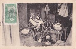 CPA - Djibouti - Atelier D'Orfèvre Juif - 1930 - Djibouti