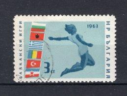 BULGARIJE Yt. 1202° Gestempeld 1963 - Bulgarije