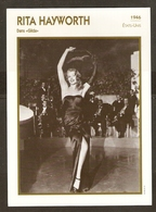 PORTRAIT DE STAR 1946 ETATS UNIS USA - ACTRICE RITA HAYWORTH GILDA - ACTRESS CINEMA - Fotos
