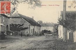 SOULOSSE Entrée Du Village (voir état) - France