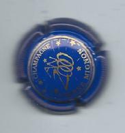 Capsule Pierre Mignon An 2000 Bleu Et Or - Mignon, Pierre