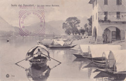 Isola Dei Pescatori (Italie) - La Riva Verso Baveno - Verbania