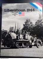 Livre , Libération Luxembourg 1944 - Postkaarten