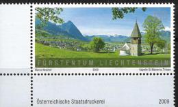 2009 Liechtenstein  Mi.  1532**MNH  SEPAC: Landschaften : Oberland - Ongebruikt