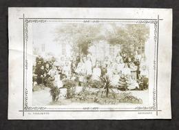 Collezionismo Fotografie - Foto Scuola Femminile - Suore - Mondovì - 1890 Ca. - Foto