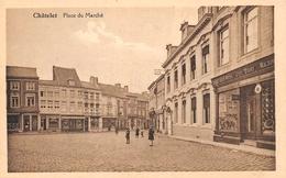 Place Du Marché Châtelet - Châtelet