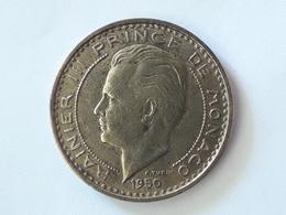 50 Francs Rainier III Prince De  Monaco 1950 - Monaco