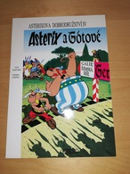 Astérix Chez Les Goths, Rare Version En Tchèque - Books, Magazines, Comics