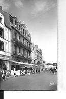 LE CROISIC N 1642  QUAI  PETITE CHAMBRE ET HOTEL MASSON FACON PHOTO - Le Croisic