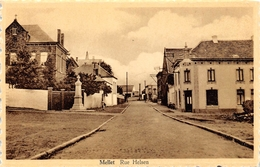 Rue Helsen - Mellet - Les Bons Villers