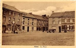 La Place - Mellet - Les Bons Villers