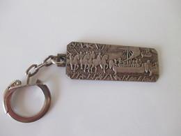 Porte Clé Ancien Tapisserie De Bayeux - Key-rings