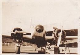 Aéroplane Lockheed - Aviation