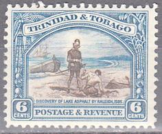 TRINIDAD AND TOBAGO      SCOTT NO. 37         MINT HINGED     YEAR 1935 - Trinidad & Tobago (...-1961)