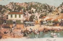*** 13  ***  MARSEILLE  Calanque De Mejean - TTB Timbrée 1908 - Marsiglia