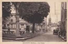 CPA - Savigny - La Place - Autres Communes