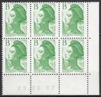 N° 2483 - X X - Daté 29/06/87 - 1980-1989